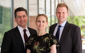 Three Senior Promotions at Smith & Williamson in Bristol