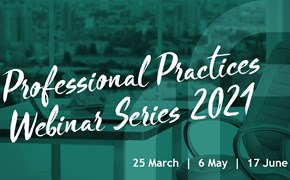 Professional Practices Spring Webinar Series