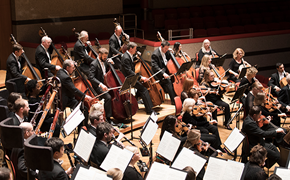 Smith & Williamson Sponsors CBSO Concert in Birmingham