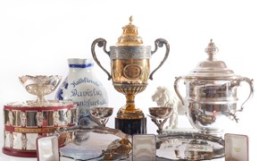 Auction ends for Boris Becker's trophies and memorabilia