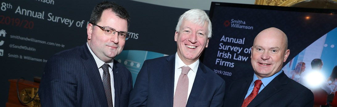 Launch Of The 8Th Survey Of Irish Law Firms