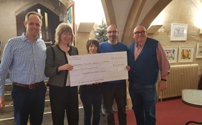 Smith & Williamson quiz raises over £4,000 for Bristol based charity