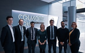 Record number of new joiners for Smith & Williamson in Birmingham