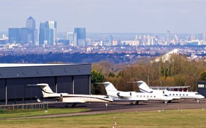 Funding deal accelerates development at London Biggin Hill Airport