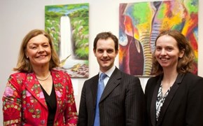 Smith & Williamson supports UK premiere Of Kenyan art show