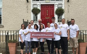 Dublin team volunteers for homeless support charity